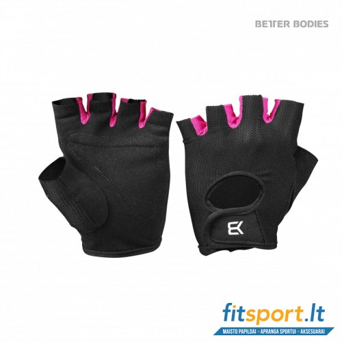 Better Bodies Womens Training gloves/pink