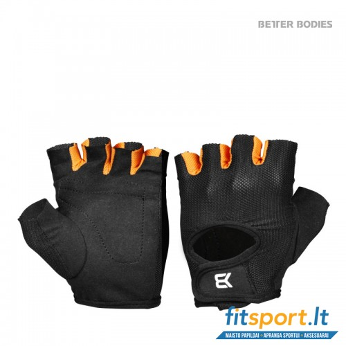 Better Bodies Womens Training gloves/orange