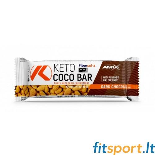 Amix KetoLean® Keto Coco Bar 40g