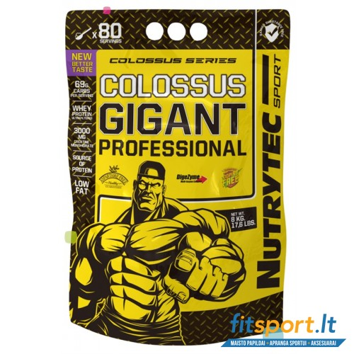 Nutrytec Colossus Gigant Professional 8000 g