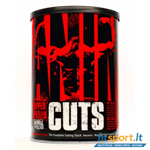 Universal Nutrition Animal Cuts 42 pak.