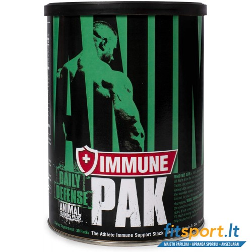 Universal Nutrition Animal Immuno Pak 30 pak.