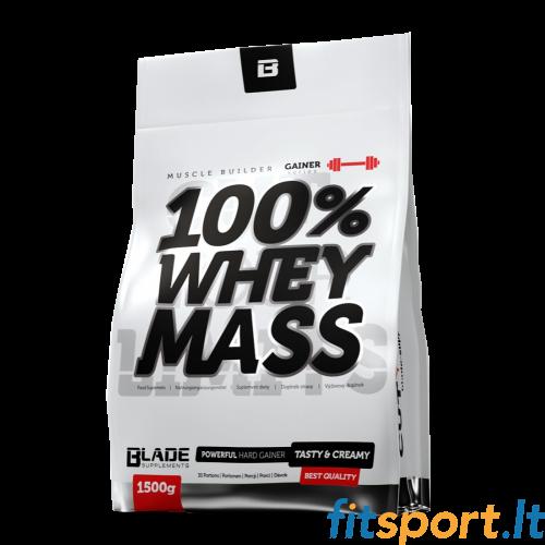 Hi Tec Nutrition 100% Whey mass (Blade series) 3000g