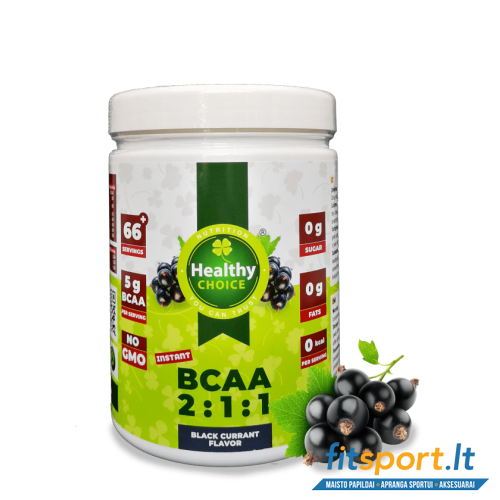Healthy Choice BCAA 400g