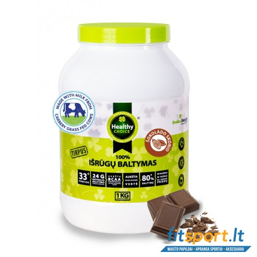 HEALTHY CHOICE proteinas 1000g