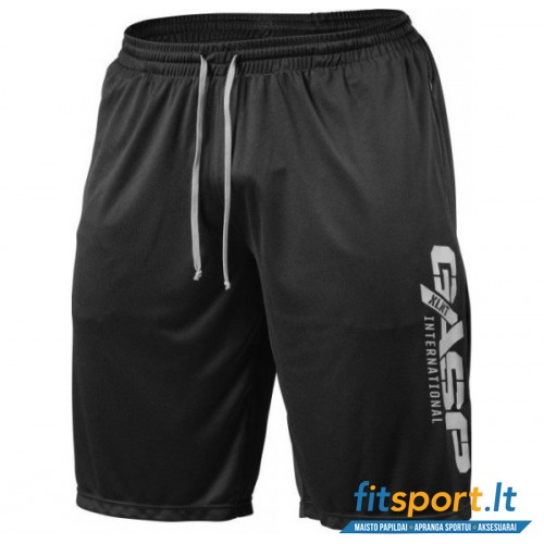 GASP Lightweight shorts/black