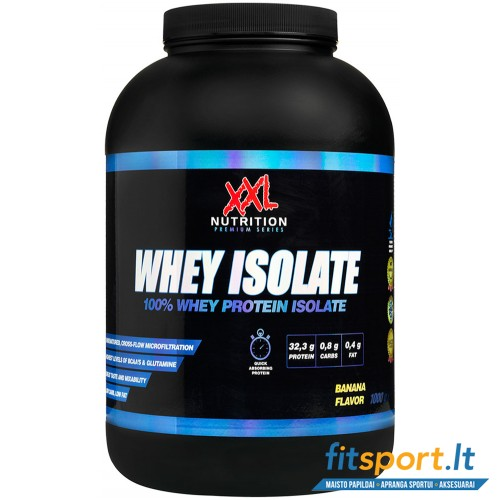 XXL Nutrition Whey Isolate 1000 g