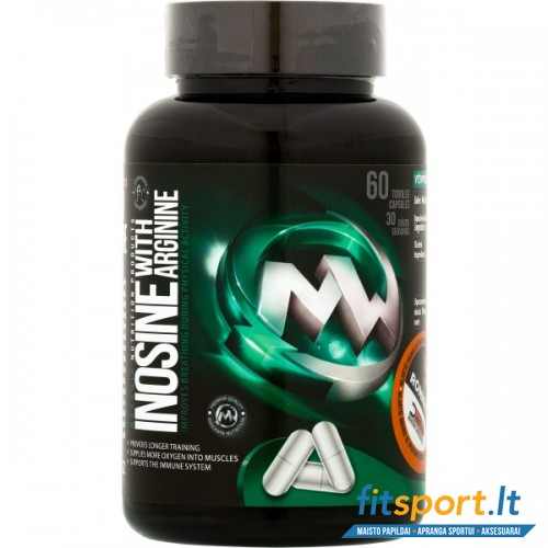 MaxxWin Inosine + Arginine 60kaps