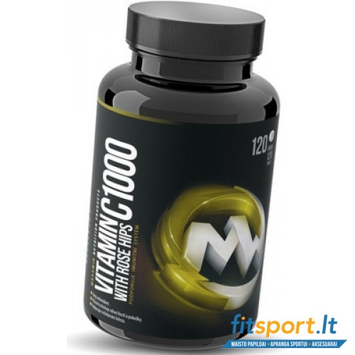 MaxxWin Vitamin C 1000 120 tab