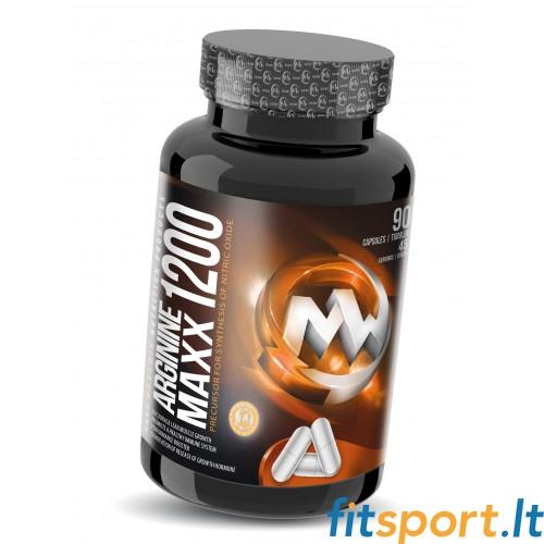 MaxxWin Arginine Maxx 1200 90 kaps.