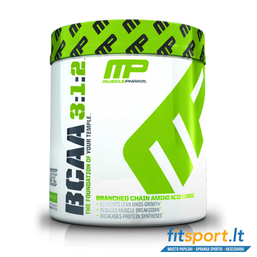 MusclePharm BCAA 3:1:2 215 g