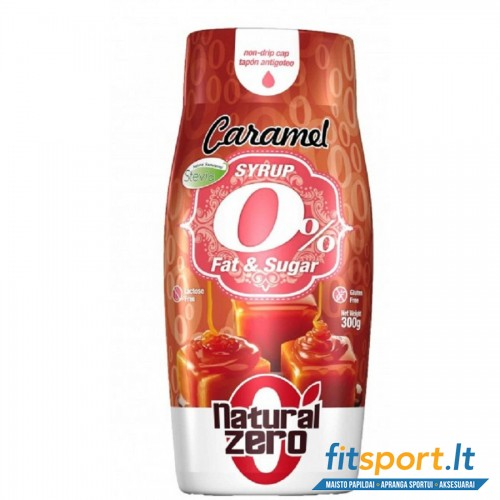 Natural Zero sirupai ir padažai  be kalorijų 300g