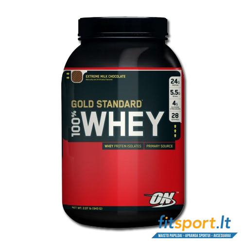 Optimum Nutrition Whey Gold 908 g + 176 g NEMOKAMAI !