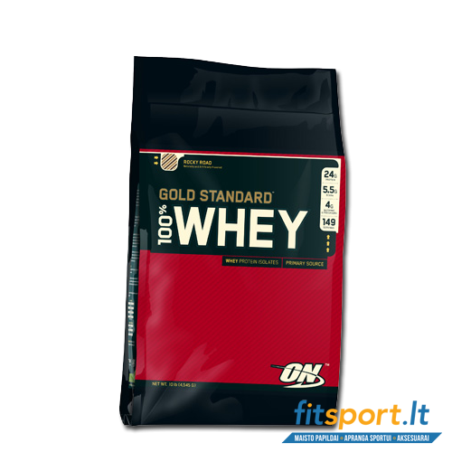 Optimum Nutrition 100% Whey Gold 4,5 kg