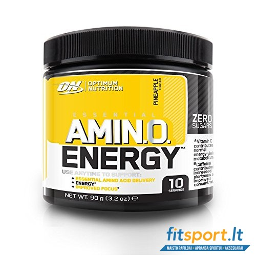 Optimum Nutrition Esential Amino Energy  90 g  - 10 porcijų