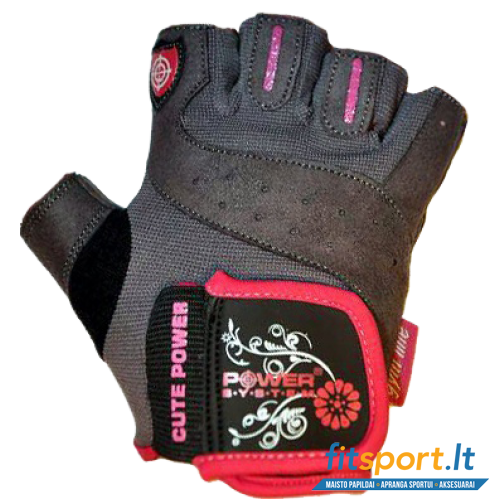 Power System Gym gloves Cute Power