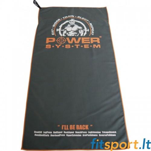 Power System Gym Bench Towel