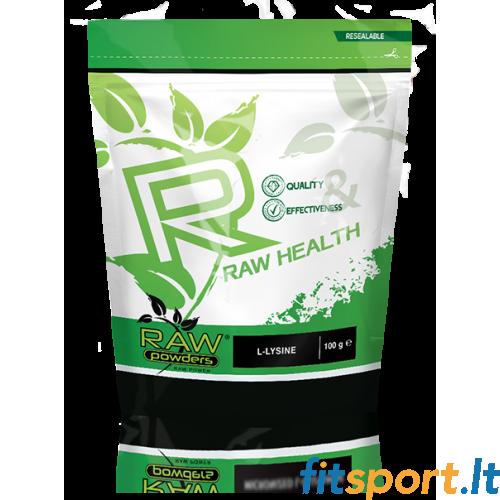 Raw Powders L-Lysine 100 g - 100 porcijų