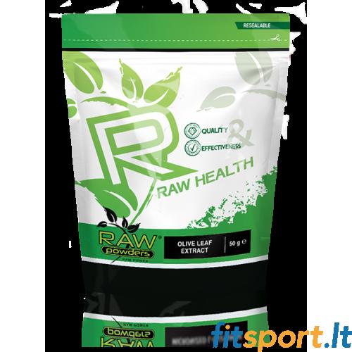 Raw Powders Alyvuogių lapų ekstraktas 100 g - 142 porcijos