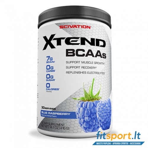 Scivation Xtend 30 porc aminorūgštys