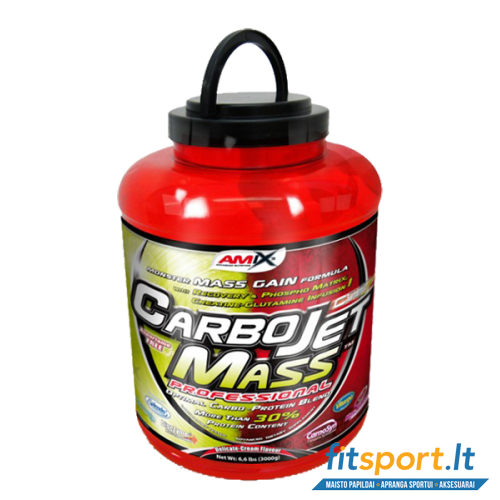 Amix Carbo Jet™ Mass Professional 3000 g