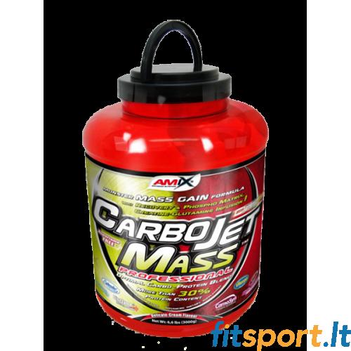 Amix Carbo Jet™ Mass Professional 3000 g