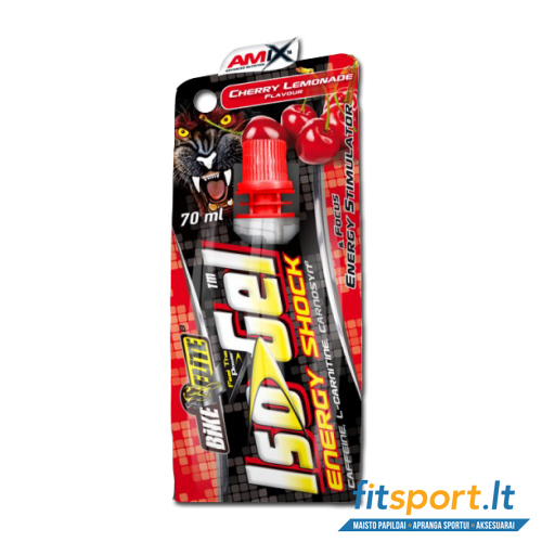 Amix IsoGEL® Energy Shock 70 ml