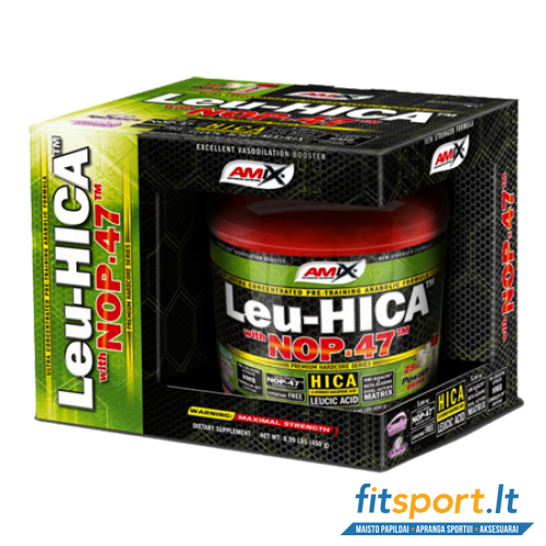 Amix Leu-HICA™with NOP- 47™ 450 g