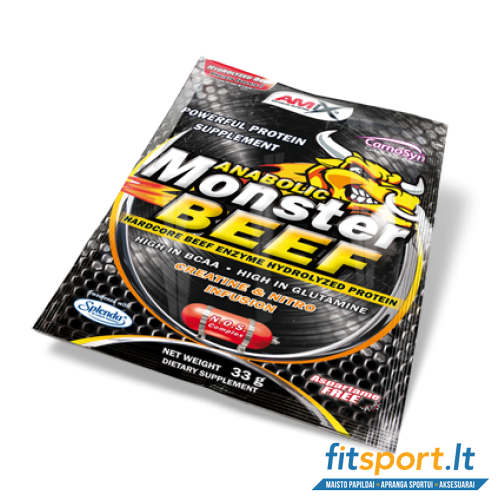 Amix Monster Beef Protein 33 g