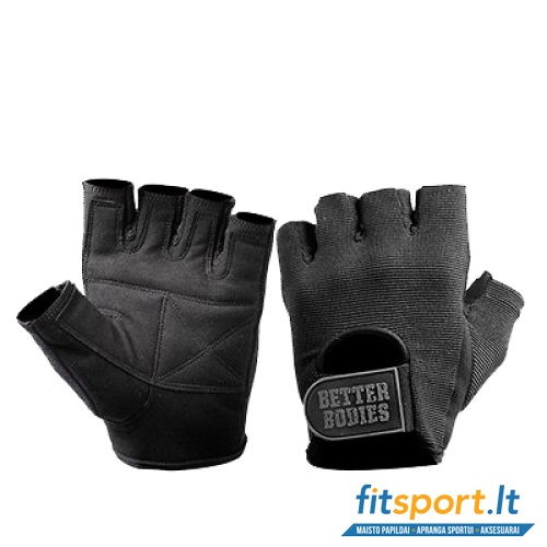 Better Bodies Basic Gym Gloves