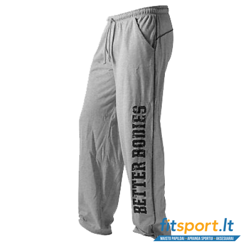 Better Bodies Gym pant/grey melange