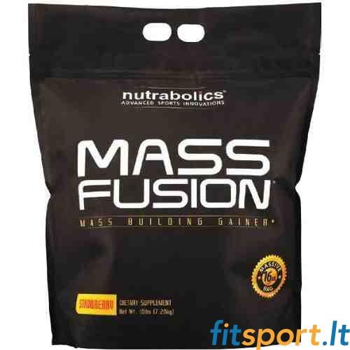 Nutrabolics Mass Fusion 7,2 kg + SUPER DOVANOS