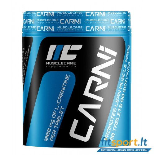 Muscle Care Carni 1000 90 tab.