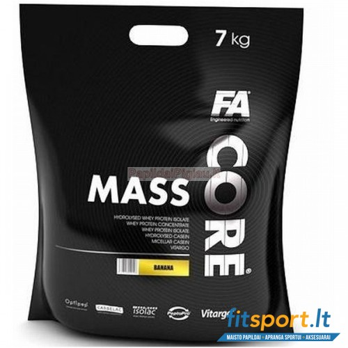 FA Mass Core 7 kg + DOVANOS