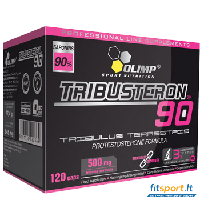 Olimp Tribusteron 90 % 15 kaps
