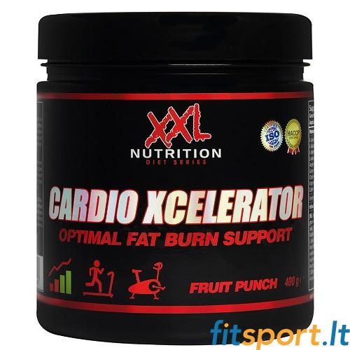 XXL Nutrition Cardio Xcelerator 400 g