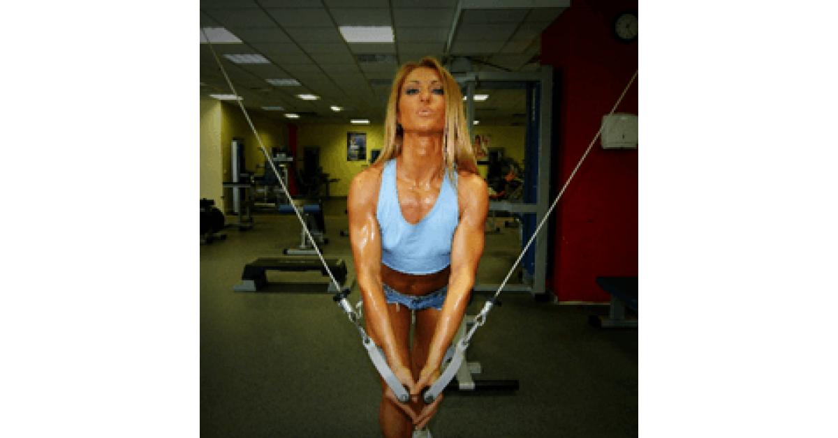 Treniruotė su TRX diržais verčia dirbti visus kūno raumenis! – rinkiskultura.lt