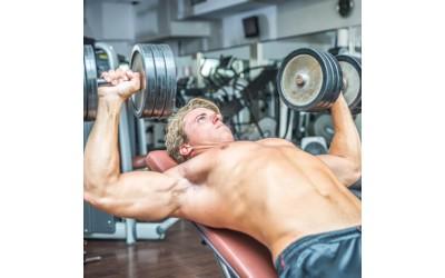 Penkios dažniausios klaidos treniruojant krūtinės raumenis