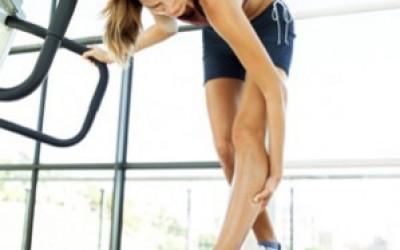 Sportininkų minkštųjų audinių traumos