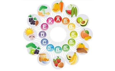 Vitaminai, vitaminų stoka ir perteklius