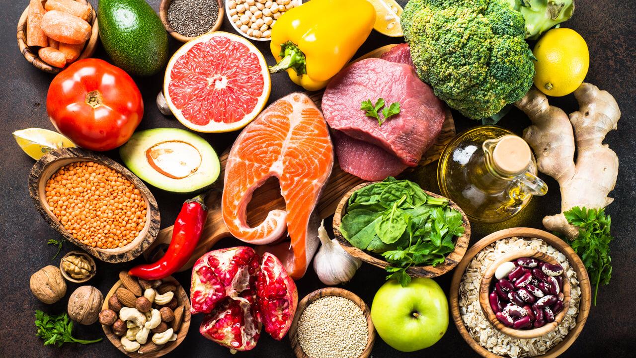 Ką valgyti, norint numesti svorio?