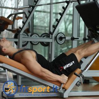 01-koju-raumenu-treniruote-pasistiebimai-koju-spaudimo-treniruoklyje