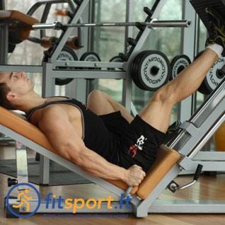 01-pratimai-kojoms-svorio-spaudimas-viena-koja-gulint-treniruoklyje